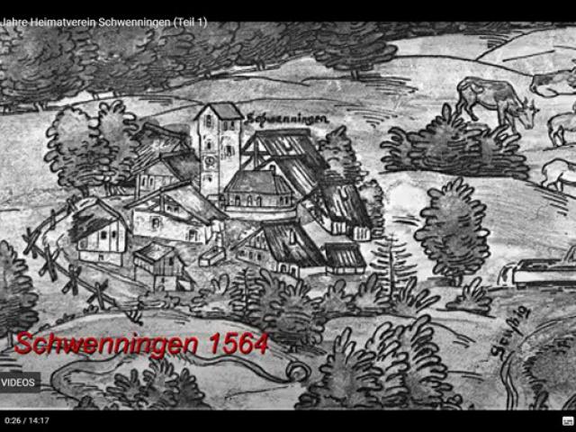 Siegfried Heinzmann, Schwenningens Vernichtung im Dreißigjährigen Krieg - Videovortrag